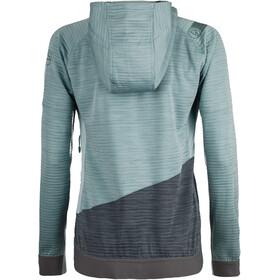 La Sportiva Aim Hoody Women Stone Blue/Slate